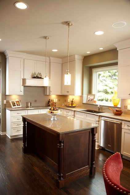 Craftsman Kitchen by Jaque Bethke for PURE Design Environments Inc.