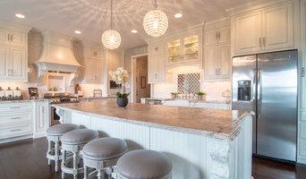 Glamorous White Kitchen Remodel