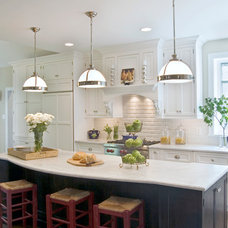 Traditional Kitchen by Adelphi Kitchens and Cabinetry