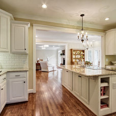 Traditional Kitchen by The Kingston Group - Remodeling Specialists