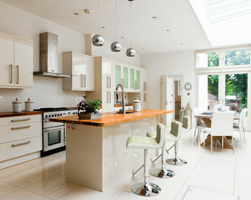 Contemporary Dublin Kitchen Design Ideas Renovations Photos