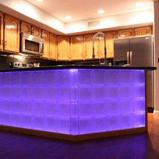 Contemporary Kitchen by Innovate Building Solutions