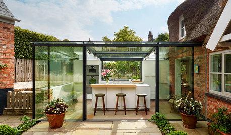 8 sätt att förlänga innegolvet ut i trädgården eller altanen