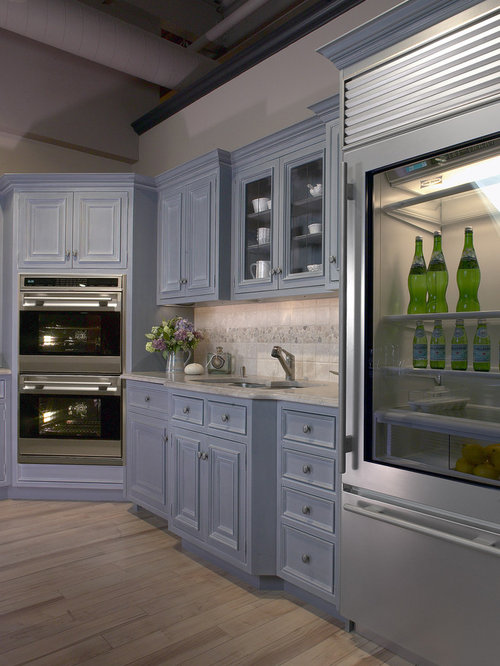 Corner Oven Cabinet Home Design Ideas, Pictures, Remodel and Decor