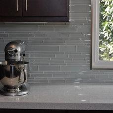 Modern Kitchen by Logan-Nguyen Design