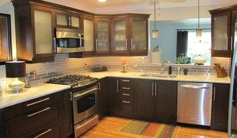 Glass Tile Kitchen