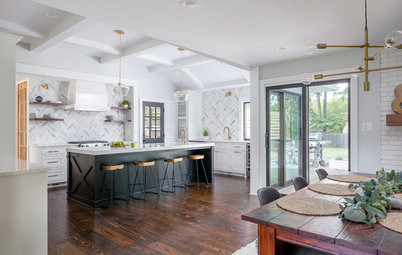 Kitchen of the Week: Raising the Ceiling Lifts the Mood