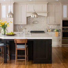 Traditional Kitchen by Ed Pawlack Tile, Inc.