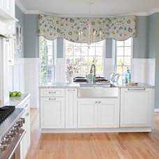 Traditional Kitchen by Hartley & Hill Design, LLC