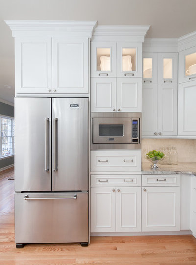 kitchen cabinets microwave placement 9 places to put the microwave in your kitchen 6224