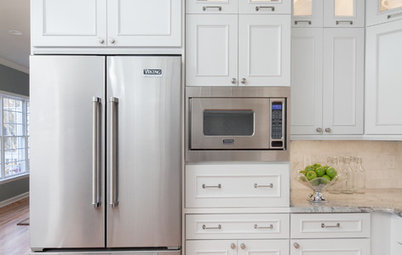 The Highs and Lows of Microwave Placement in the Kitchen