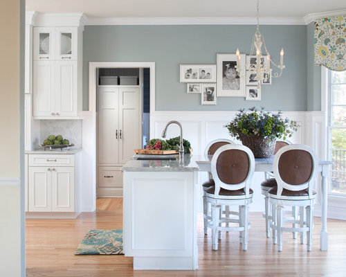 Most popular kitchen paint colors houzz - Popular kitchen colors ...