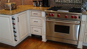 Glaze Finish Cabinets - New Hyde Park, NY
