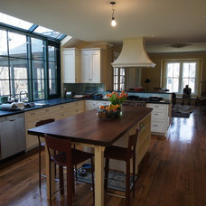 Traditional Kitchen by Rogers Cabinets