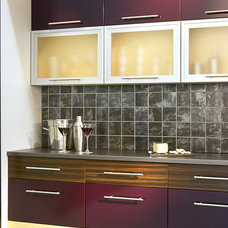 Contemporary Kitchen by Closets and Cabinetry by Closet City