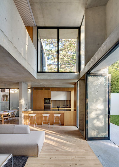 Moderne Cuisine by Nobbs Radford Architects