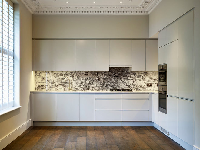 Traditional Kitchen by Bondsbury Construction