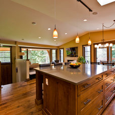 Traditional Kitchen by Sticks and Stones Design Group Inc
