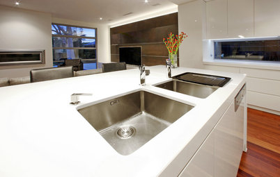 How to plan a japanese style kitchen for Japanese style kitchen sink