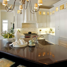 Traditional Kitchen by Gordana Car Interior Design Studio