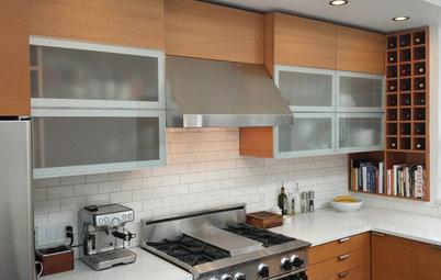 9 Ways to Efficient & Stylish Kitchen Cabinet Designs