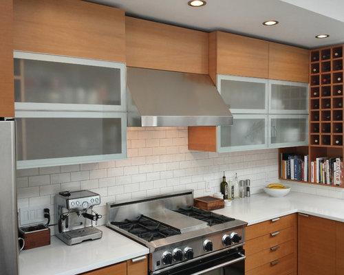 Open Corner Wall Cabinet