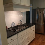 Soapstone Counters Traditional Kitchen Seattle