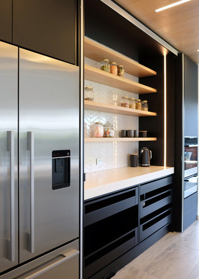 Midcentury Kitchen by Vogue Kitchens