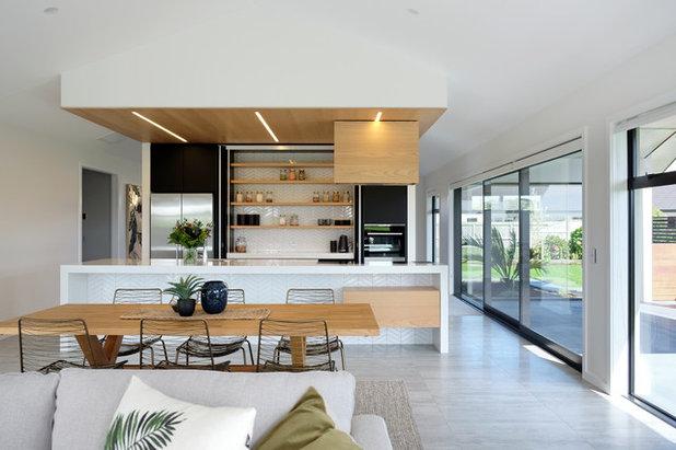 Contemporáneo Cocina by Vogue Kitchens