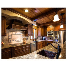 Traditional Kitchen by Lowe's of Downingtown, PA