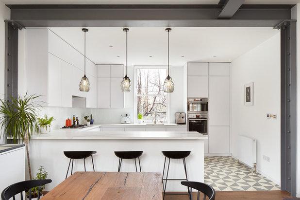 Contemporáneo Cocina by RISE Design Studio