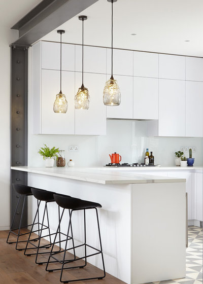 Contemporary Kitchen by YourSpace Contractors