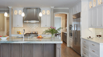 Glenview Kitchen - Structural Transformation