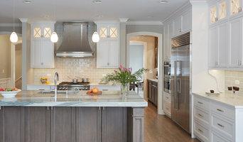 Glenview Kitchen - Structural Transformation