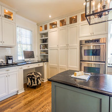 Traditional Kitchen by Kitchen & Bath Galleries