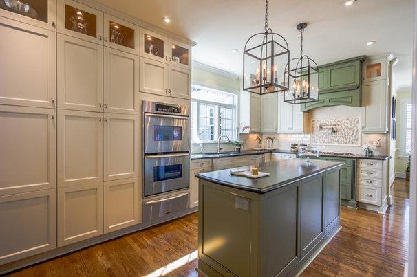 Traditional Kitchen by Kitchen & Bath Galleries