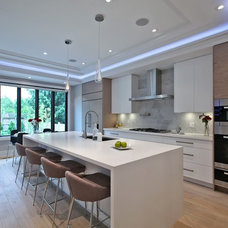 Contemporary Kitchen by Olympic Kitchens