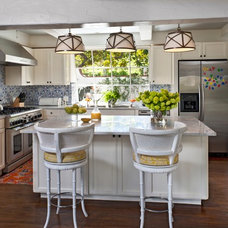 Eclectic Kitchen by Hillary Thomas Designs