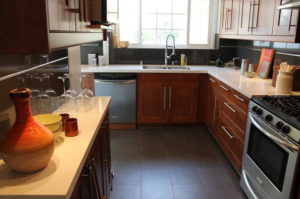 Midcentury Kitchen by Madison Modern Home