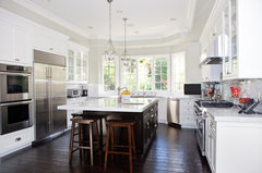 White Kitchen Vs Dark Kitchen white vs dark kitchen cabinets