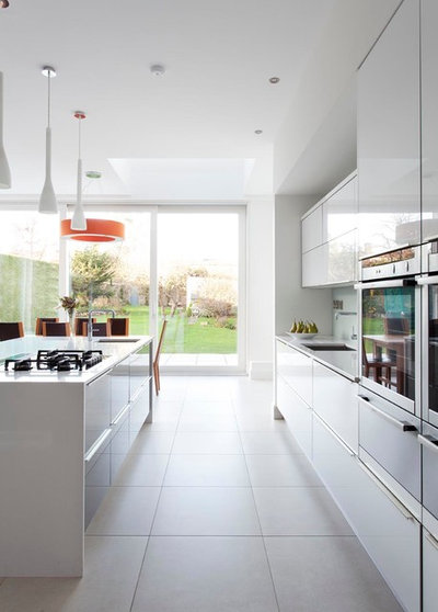Contemporary Kitchen by Dillons Kitchens & Bedrooms