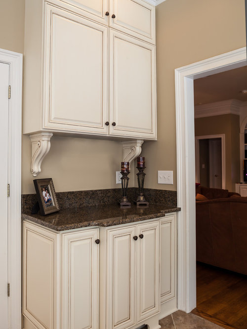 cream kitchen cabinets with glaze glazed cabinets houzz 8499