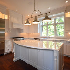 Traditional Kitchen by Lombardi Residential