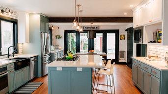 Goat House Kitchen
