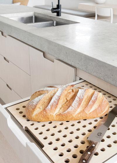 Scandinavian Kitchen by Fido Projects