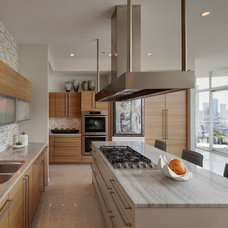 Contemporary Kitchen by Buckingham Interiors + Design LLC