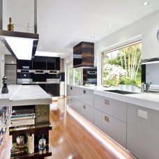 Contemporary Kitchen by Interiors By Darren James