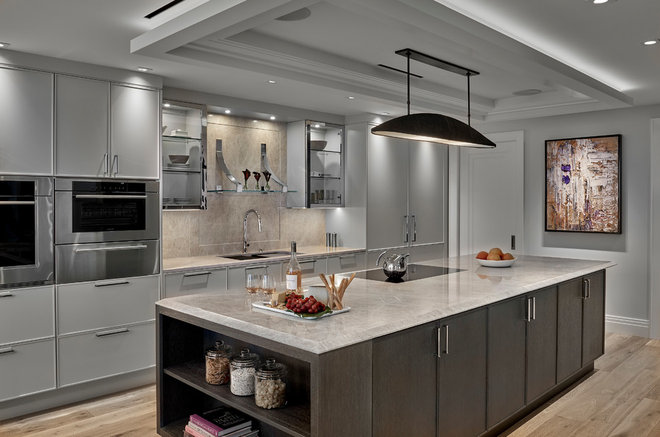 Contemporary Kitchen by Centaur Interiors