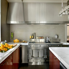 Contemporary Kitchen by Darcy Bonner & Associates