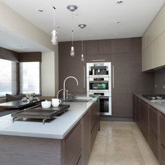 contemporary kitchen by Joseph Trojanowski Architect PC